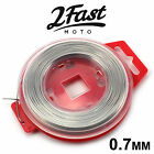 2FastMoto Stainless Steel Safety Grip Wire Spool 0.7mm x 30m Roll Moped Scooter