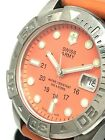 Victorinox Swiss Army Dive Master 500m Orange Dial Rubber Band Mens Watch 251041