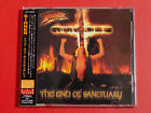SINNER The End Of Sanctuary VICP-60993 JAPAN CD w/OBI 04266