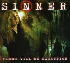 Sinner - There Will Be Execution [New CD] NUCLEAR BLAST 2003, 2 CDs