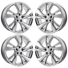 20 INFINITI J35 Q60 PVD CHROME WHEELS RIMS FACTORY OEM 73761 EXCHANGE