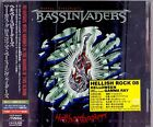 Bassinvaders   Brand New  Sealed  cd  Japan Helloween  Gamma Ray