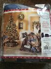Hand Crafted Quilt Treasures Nativity Collection 50 X 60 New Vintage