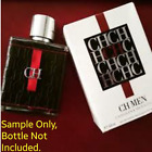 AUTHENTIC Carolina Herrera CH Men Vintage EDT - Sample FAST FREE SHIPPING RARE