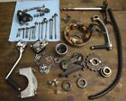 1973 Honda cb350 Stator Oil Pump Filter Gear Shift Spindle Engine Parts Lot
