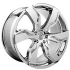 4Rims 22 Lexani Wheels Zagato Chrome Rims FS
