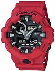 Casio watch G-SHOCK GA-700-4AJF Men Free Shipping with Tracking# New from Japan