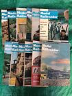 Model Railroader Magazine 1965 Complete Year 12 Issues