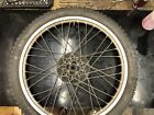 Honda Xl250s 1978 Front Wheel And Tire