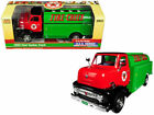 NEW 2018 TEXACO 1953 FORD FIRE CHIEF TANKER TRUCK #9 U.S.A. SERIES, SOLD OUT....