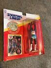 Vintage New Jersey Nets Derrick Coleman 1991 Starting Lineup Collector Coin