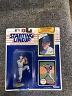 1990 Starting Lineup OREL HERSHISER DOdgers Sports Figurine LOOK MLB