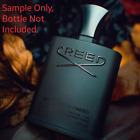 AUTHENTIC Creed Green Irish Tweed EDP (2014 Batch) - Sample FAST FREE SHIPPING