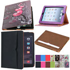 iPad 97 6th Generation 2018 Soft Leather Smart Cover Case Sleep Wake For Apple