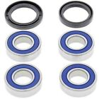 BMW G650X Country 2006-2008 Rear Wheel Bearings And Seals
