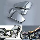 Chrome Battery Side Cover For Honda Shadow VLX 600 1999-2007 VT 600 C CD Deluxe