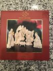 Lenox Holiday Miniature Nativity Set Figurines 7 Piece Holy Family Kings NEW