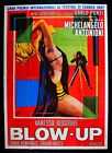 M201 MANIFESTO 4F BLOW UP MICHELANGELO ANTONIONI HEMMINGS REDGRAVE CANNES RARE 2