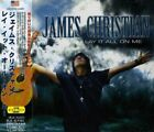 JAMES CHRISTIAN Lay It All On Me + 1 JAPAN CD House of Lords Robin Beck Fiona