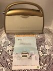 Anna Griffin Gold Cuttlebug Cricut Die Cutting Embossing Machine Only