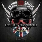 BLOOD RED SAINTS-LOVE HATE CONSPIRACIES-JAPAN CD BONUS TRACK F56