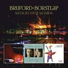 Bruford - Borstlap - Sheer Reckless Abandon 3 CD + 1 DVD