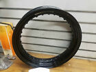 Black OEM Wheel Rim 40 spoke Harley Sportster 883 1200 Softail Dyna 3.00x16 FX