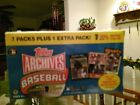 Y2012 Topps Archives Baseball Sealed Hobby Box. Never been in the fading sun.