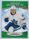 2018 Upper Deck Winter Singles Day Cards 18
