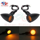 20LED Bullet Brake Running Turn Signal Light For Motorcycle Harley Honda USA