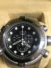 Invicta Mens Watch Bolt Zeus Stainless Model 0820 Swiss Made