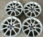 16 SAAB 9 3 OEM FACTORY STOCK WHEELS RIMS 5X110