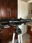 Celestron 102AZ 102mm Refracting Telescope 6X30 finder scope 12