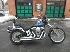 1989 Harley-Davidson Softail  1989 HARLEY DAVIDSON FXSTC SOFTAIL CUSTOM EVOLUTION 7,488 MILES MATCHING NUMBERS