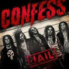 Confess - Jail 2014 SG Records New/Sealed Rare OOP HTF