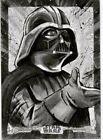 2018 Topps Star Wars A New Hope Black and White Trading Cards 6
