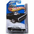 Hot Wheels 2013 HW City Fast  Furious 70 Dodge Charger R T 3 250 Black