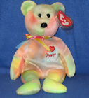TY I LOVE DENVER BEANIE BABY - DENVER EXCLUSIVE - MWMT - COLORS WILL VARY