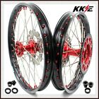 KKE 21/18 Casting Enduro Wheels Set For HONDA XR650R 2000-2008 Rear 240mm Rotor