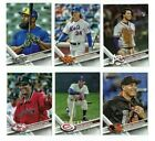 Complete 2017 Topps Series 1 Baseball Variations Checklist and Gallery 11