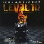 LEVEL 10 Chapter One Mat Sinner Russell Allen JAPAN CD with bonus track F/S NEW