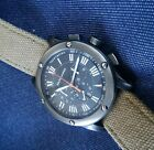 RL67 Ralph Lauren Sporting Chronograph with 751A/1 Jaeger In-House Calibre JLC