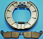 Rear Brake Shoes For HONDA VT1100C Shadow Spirit 1100 (1997-07)