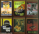 2012 Cult Stuff Military Propaganda & Posters Series 1 Trading Cards 12