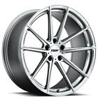 4Rims 19 Staggered TSW Wheels Bathurst Silver Forged Rims