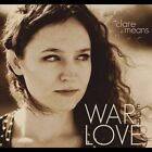 War For Love by Clare Means (CD, Sep-2012, CD Baby (distributor))
