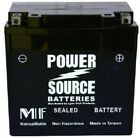 Power Source 1993 Gilera Nordwest Motorcycle High Performance Sealed Battery