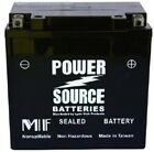 Power Source 1993 Gilera RC 600C Motorcycle High Performance Sealed Battery