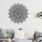 Bohemian Mandala Flower Indian Art Wall Stickers Decal Mural Home Family Decor