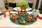 Fisher Price Little People ABC A to Z Learning Zoo 26 Animals Alphabet